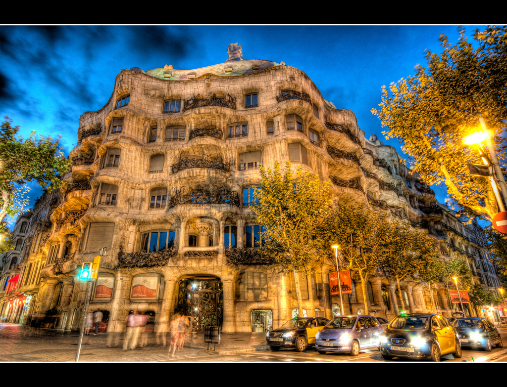 Removals to Barcelona - F&N Worldwide Removals