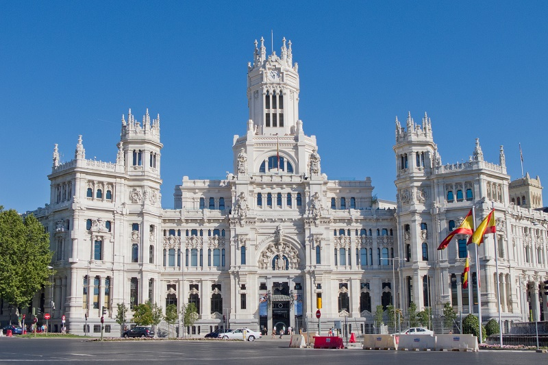 Removals to Madrid - F&N Worldwide Removals