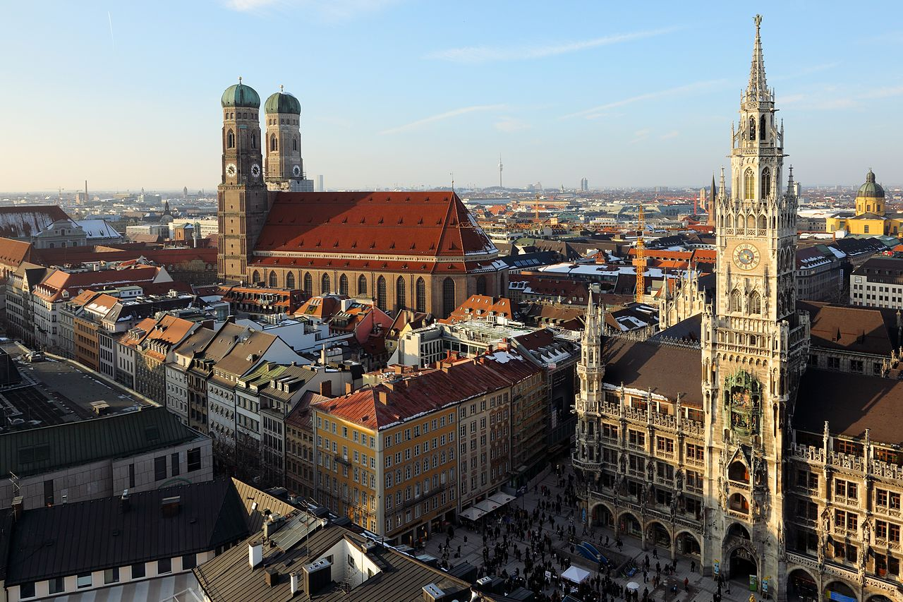 MOve to Munich - F&N Worldwide